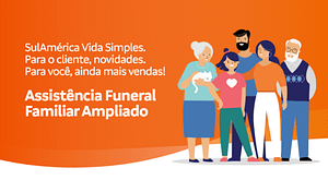 Assistência Funeral Familiar Ampliado SulAmérica